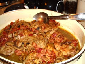 chicken-marsala