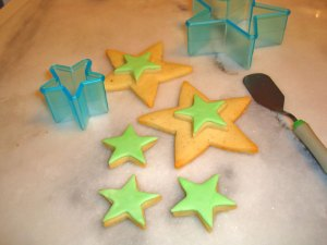 star-cookie