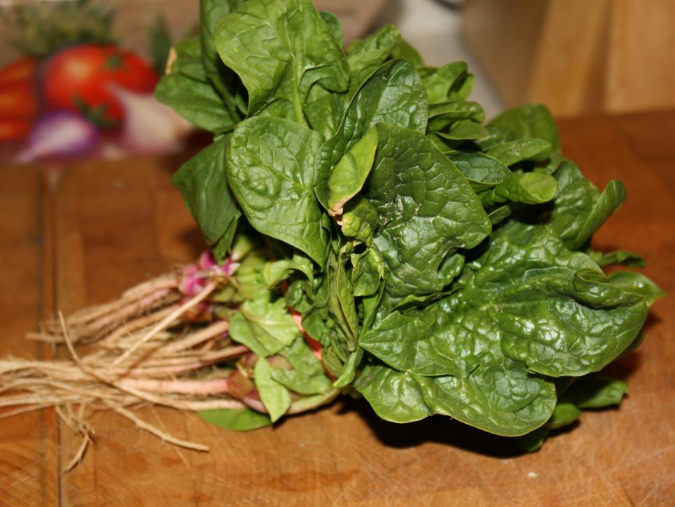 List of Spring Greens  Kale, Spinach, Bok Choy  Food Network - photo of spring
