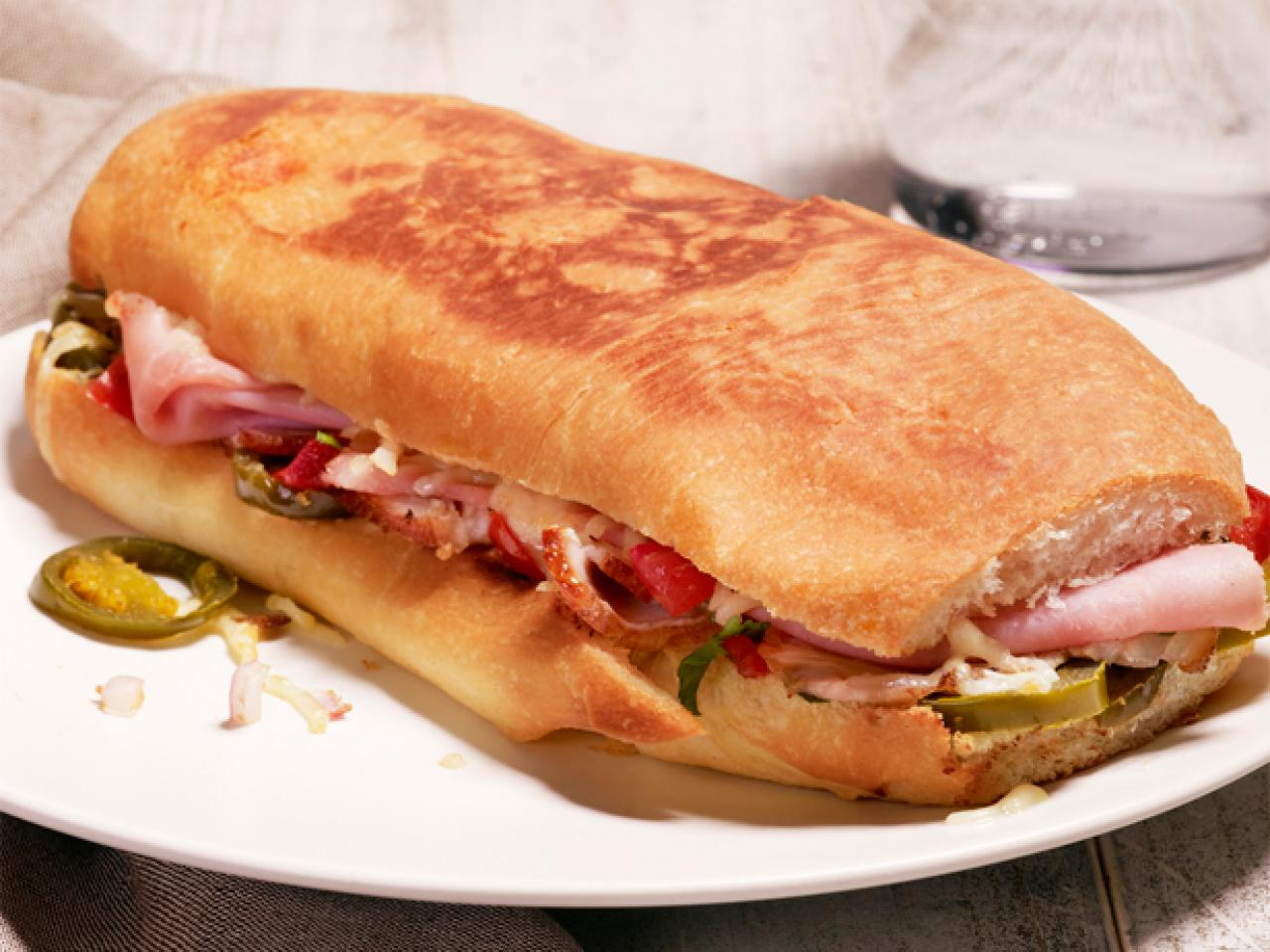 50 Panini Recipes And Cooking Food Network Recipes