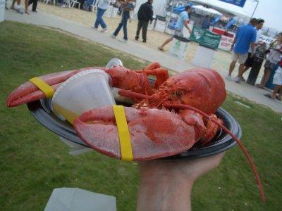 Redondo Beach Lobster Festival 2008