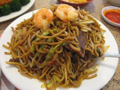 House Special Noodles