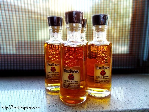 four roses kentucky bourbon whiskey
