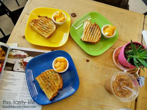 Breakfast Sandwiches at Sunny Side Kitchen - Escondido, CA