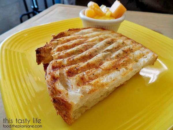 Half Breakfast Sandwich at Sunny Side Kitchen - Escondido, CA