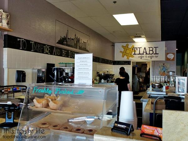 Counter | TIABI Coffee & Waffle Bar | Las Vegas, NV