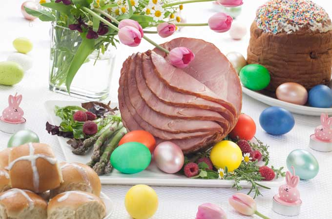 The Traditional Foods Of Easter -
