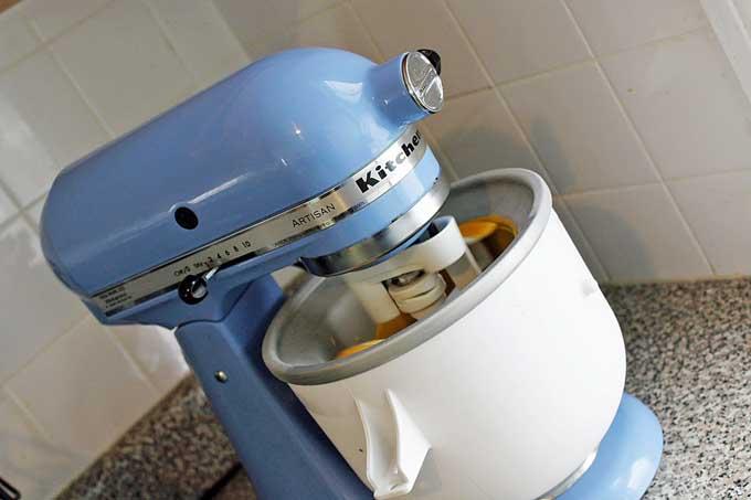 kitchen aid ice cream maker attachment review foodal kitchenaid kaica ice cream maker attachment