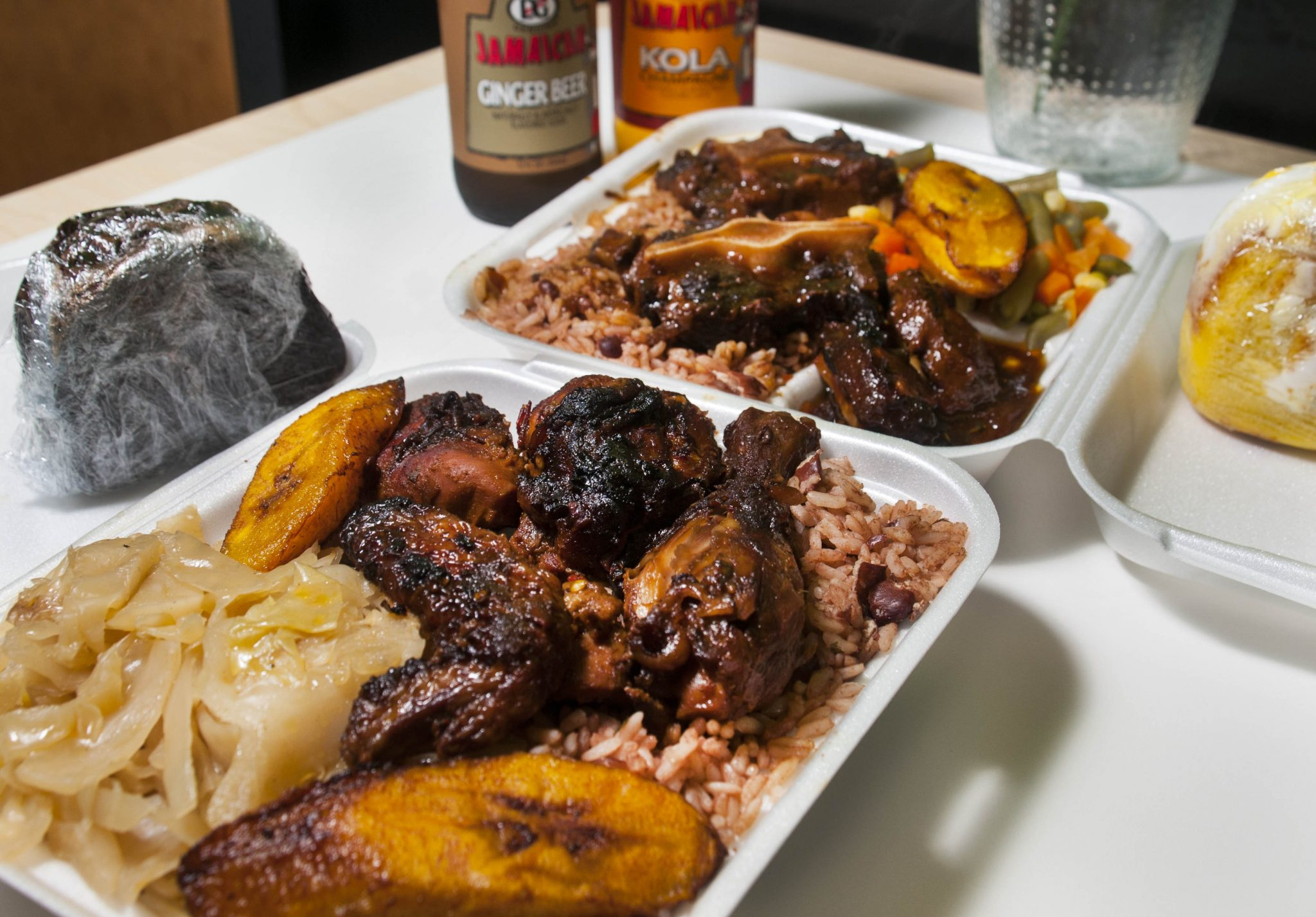 Jamaican Cuisine Cafe More Restaurants On The Horizon Food And Dining Magazine