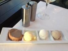 GT ice cream dessert