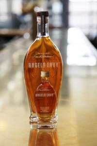 Angel's Envy bourbon - Wine Enthusiast LOVES it!