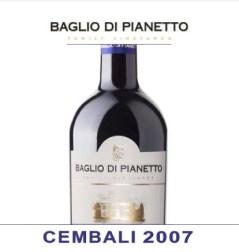 Baglio Cembali 2007--a rich, deep red that loves food