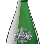 Reserva Heredad's pewter-embellished bottle