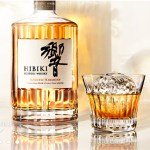 Suntory and Speyburn whiskies