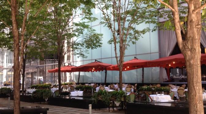 Rosebud Prime serves breakfast on the patio