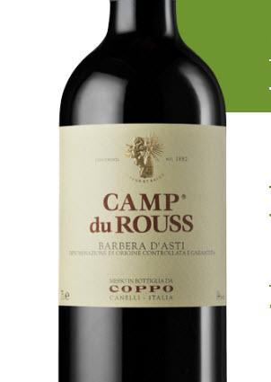 Coppo Camp du Rouss