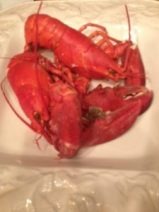 Lobster by Fabio - fabulous!