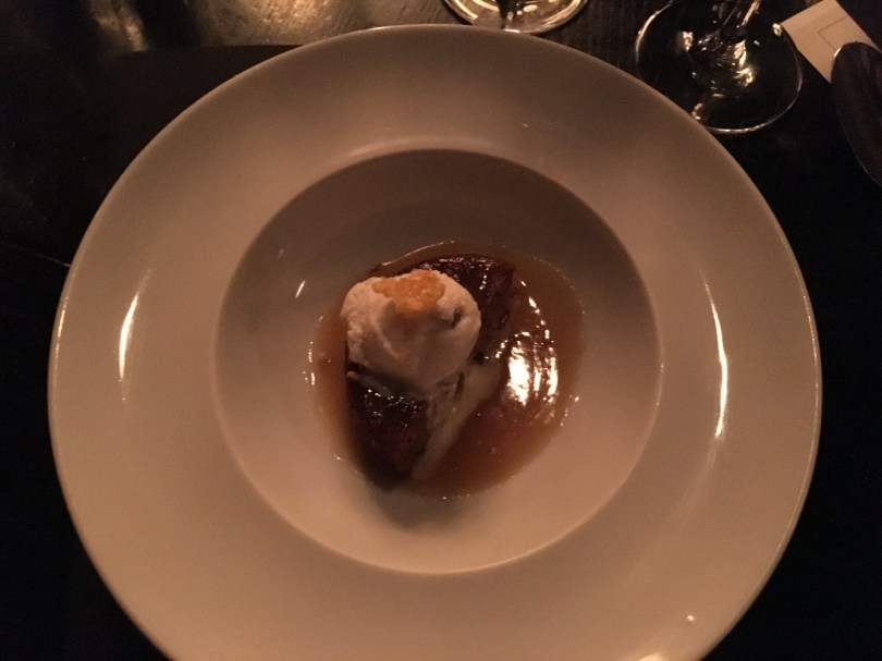 RPM toffee pudding