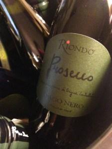 Riondo Prosecco split