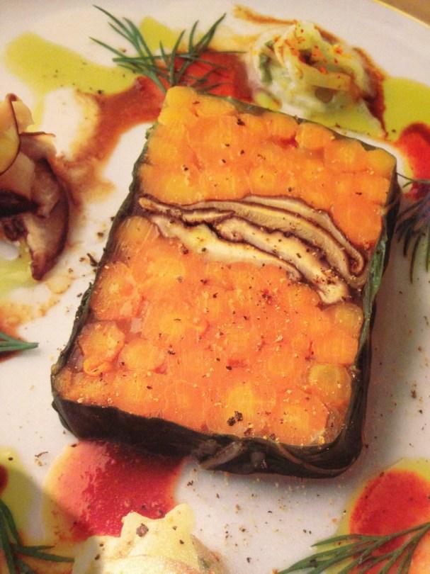 Trotter cookbook carrot terrine