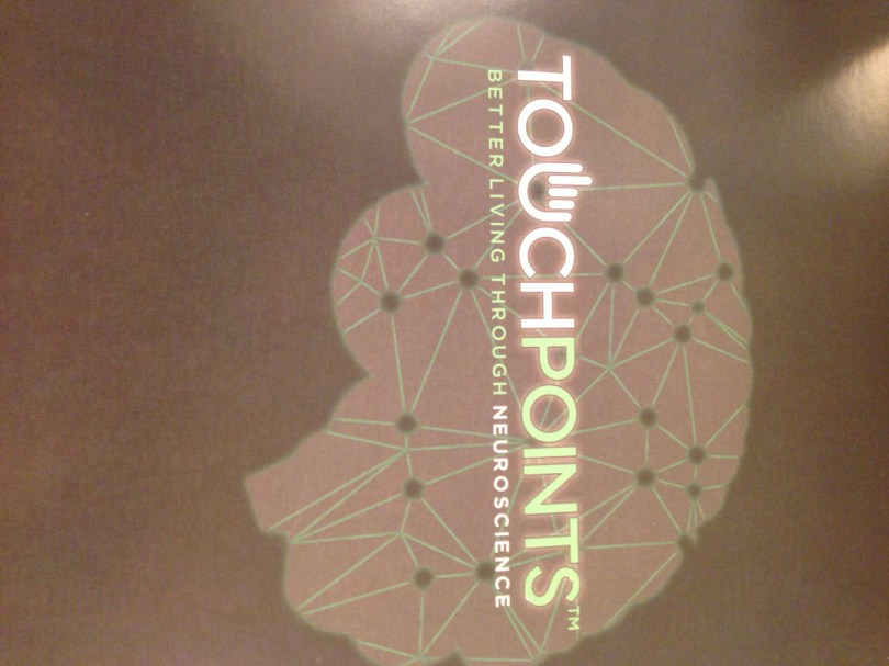 TouchPoints cover
