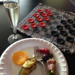 Games, food and drink at a virtual party