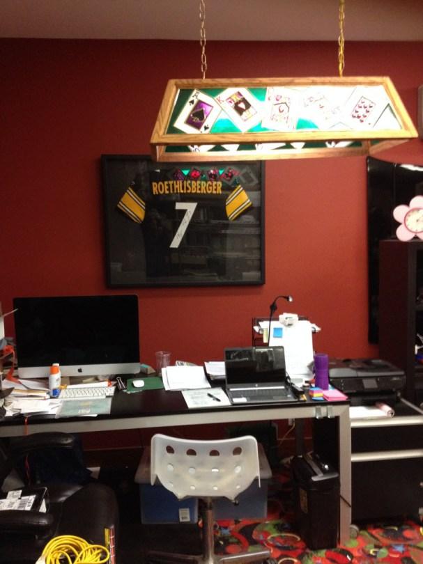 Joe's office in West Loop