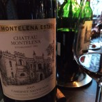 Beautiful - Montelena Estate Cab 2005