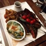 Cooper's Hawk introduces a new rich steak platter