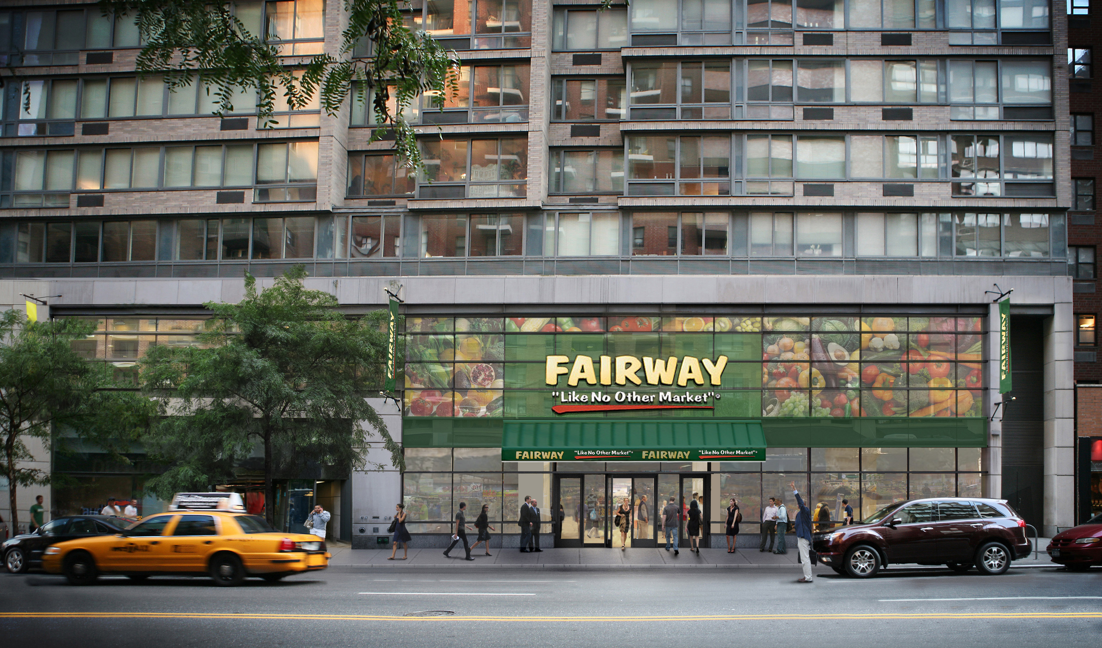 Fairway Shop Whole Foods Laura B Weiss