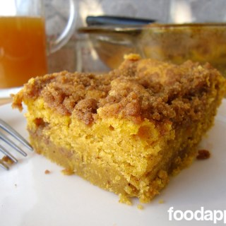 Pumpkin Streusel at FoodApparel.com