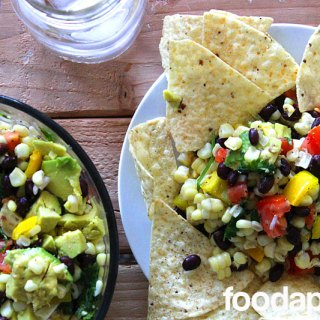 Fresh Corn Salad on FoodApparel.com