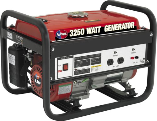 The All Power America APG3012 delivers a peak 3250 watts at $299