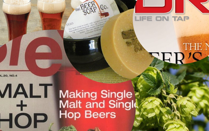 Gifts for craft beer lovers.