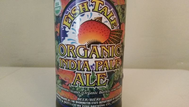 Nothing fishy about this domestic IPA