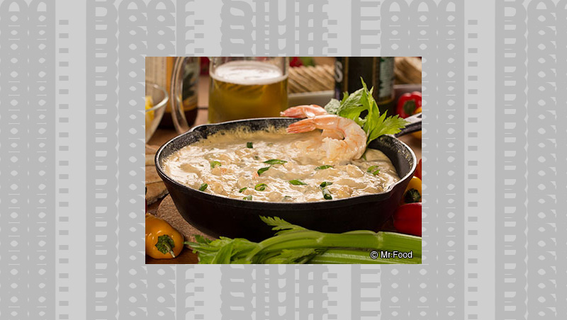 Buffalo Shrimp Dip by mrfood.com