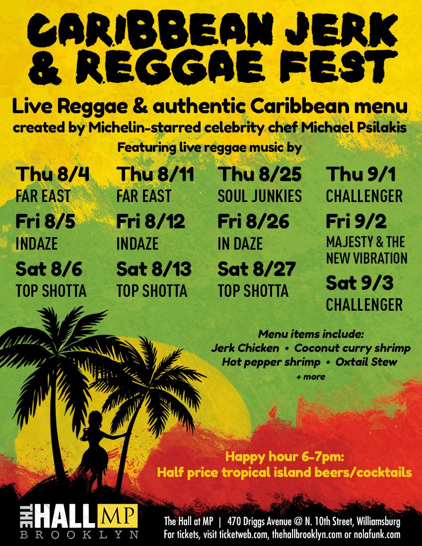 Caribbean Jerk and Reggae Fest