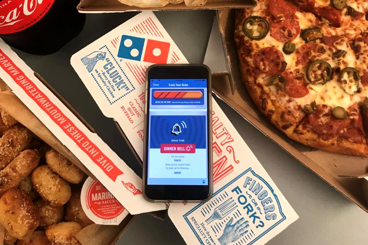 Dominos Domino S Seeks Dominance 2019 01 18 Food Business News