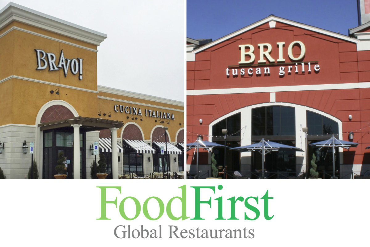 Cucina Italiana News Bravo Brio Acquisition Sparks New Restaurant Company Formation