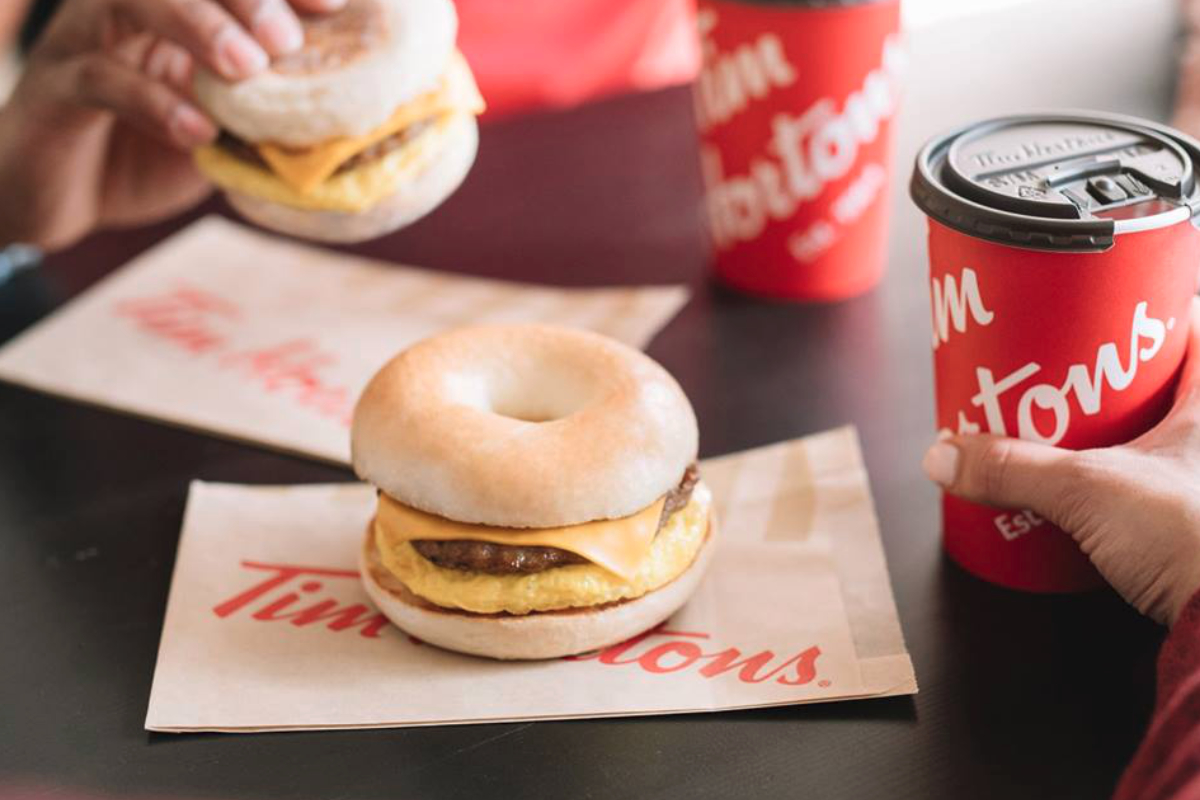 Breakfast All Day Tim Hortons To Debut All Day Breakfast Menu 2018 07 24 Food