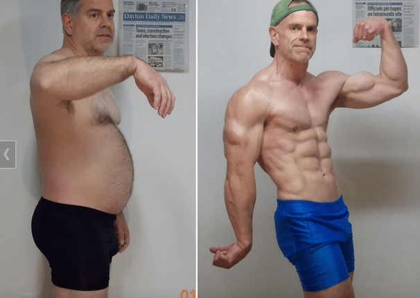 Image Gallery intermittent fasting transformation