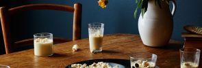 Timna's Popcorn Milkshake-foodflag
