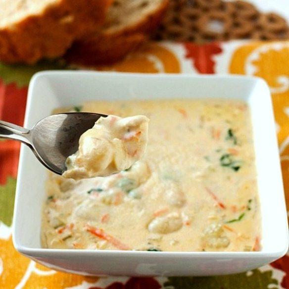 Olive Garden Chicken And Gnocchi Soup Copycat Recipes Dishmaps