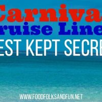 Carnival Cruise Line's Best Kept Secret