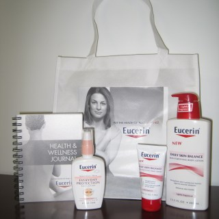 Eucerin Blogher Gift Bag Giveaway