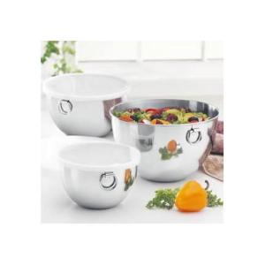 revere stainless steel mixing bowls