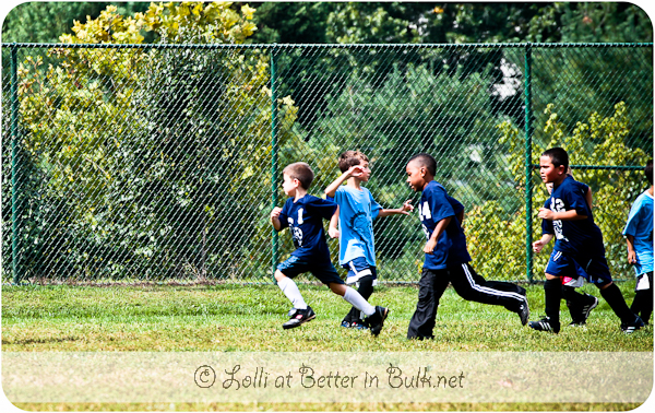 Life as a Soccer Mom – Wordless Wednesday #Linky