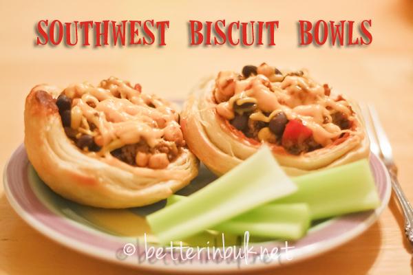 southwest biscuit bowls