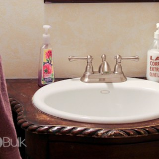 5 Quick and Easy Steps to a Beautiful Guest-Ready Guest Bathroom
