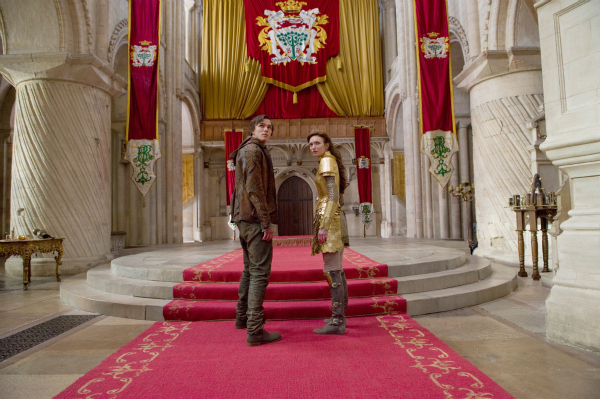 jack the giant slayer in castle